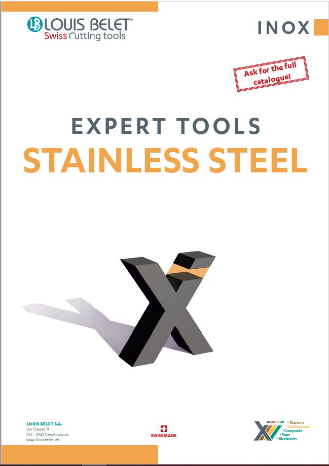 3 Expert tools stainless steel